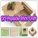 DIY Popsicle Stick Craft by goldenstudio