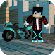 Dirt Bike Mod for MCPE by Join Mods
