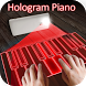 Hologram Piano Laser Prank by ZotaLabs