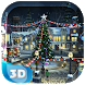 Snow Village 3D Live Wallpaper by Happy Friday