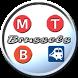 Brussels Public Transport Pro by Harpreet Kaur