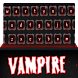 Blood Vampire Witch Theme by M Typewriter Theme Studio