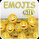 GIFs Emojis by ProjetoX Mobile