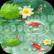 Koi fish Keyboard Theme by Joy&Art Fashion