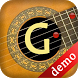 Guitar Note Trainer Demo by Punktum Soft