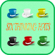Six Thinking Hats by Tototomato