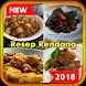 Resep Rendang Terbaru 2018 by SerlyDroid