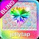 ♦BLING Theme♦ Rainbow Cheetah by Jellytap