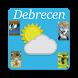Debrecen - időjárás by Dan Cristinel Alboteanu