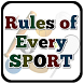 Rules of Every Sport by JainDev