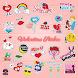 GO Keyboard Sticker Valentine Sticker