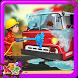 Fire Truck Wash Salon & Repair by Kids Fun Studio