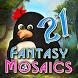 Fantasy Mosaics 21 by Andy Jurko