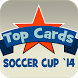Top Cards - Soccer Cup '14 by TotMob