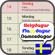 Svensk Kalender (Fullversion) by JAG Appar