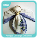 Antique DIY Angel Ornament
