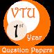 VTU First Year : QP & Syllabus by VENUGOPAL M NANJAPPA