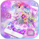 Dream Unicorn Diamond Theme by fancy themes