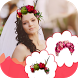 Wedding Flower Crown Photo by Neev Infotech