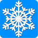 Christmas Snow Over Apps by applicatum