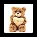 Valentine Teddy Day Gif
