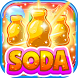 Soda 3 by EMRG Games- free games -girl games -match 3 games