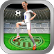 USA Soccer Ball Juggler by WhatBoxx Studios Ltd