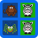 Memory Kids Game - Animals by Gosi Apps