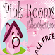 Pink Rooms Hidden Object Game by Just Girl Games