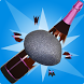 stone bottle shoot game by Adcoms