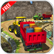 Offroad Tractor Driver Real Cargo Farming Sim 2018