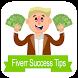 Success Tips For Fiverr by PragMot Apps