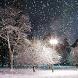 winter night live wallpaper by visuallucidstudio
