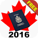 Canadian Citizenship Test 2016 by xtmobile