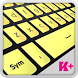 Keyboard Plus Notes by thememasters
