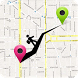 Gps Route Finder Live map by roshanappss
