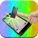 Broken Cracked Screen - Prank by Evolution Apps e Games