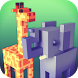 Zoo Craft: My Wonder Animals by Crafting And Building Games For Girls Adventure