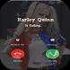 Fake Call Harley Quinn Prank by RTdev