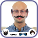 Men Mustache and Hairstyles by Creative App Solution
