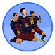 Messi Suarez Neymar Widget by PowerApp Studios