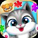 Puzzle dla Dzieci: Gra Edukacyjna dla Najmłodszych by 123 Kids Fun Apps - Educational apps for Kids