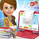 High School Book Store Cashier - Kids Game by Tenlogix Games