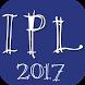 Cricket IPL T20 Schedule 2017