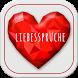 Liebe Sprüche und Zitate by Juvasal DE
