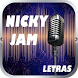 Nicky Jam Letras de Canciones by AppsFans