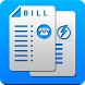 Electricity And Telephone Bill by Super Studios
