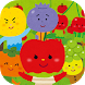 Fruit Touch for Kids App by OPTIAX Inc.