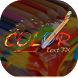 Color Text Fx by king kong studio