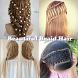 Beautiful Braid Hair by Kamilafarzana